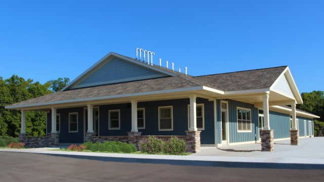Bluffs of Manistee Clubhouse