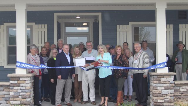 Bluffs of Manistee Grand Opening