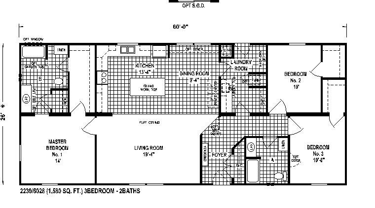 Palisade Floorplan