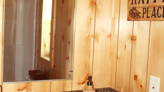 Cabin-bathroom