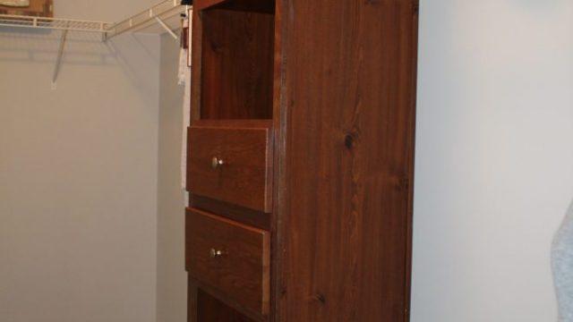 Palisade-closet