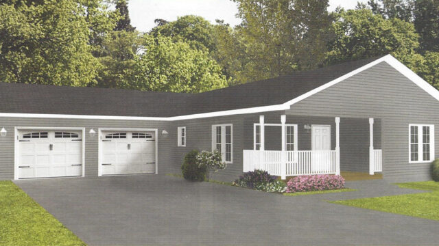 The Retreat manufactured home